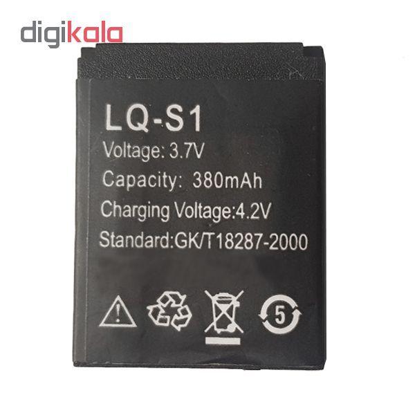 باتری ساعت هوشمند مدل LQ-S1 مناسب برای ساعت DZ09، M9، A1، X6 main 1 1