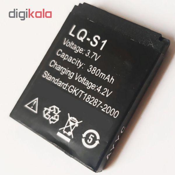 باتری ساعت هوشمند مدل LQ-S1 مناسب برای ساعت DZ09، M9، A1، X6 main 1 3