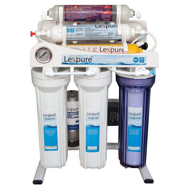 دستگاه تصفیه کننده آب لکس پیور مدل RO-LX1719