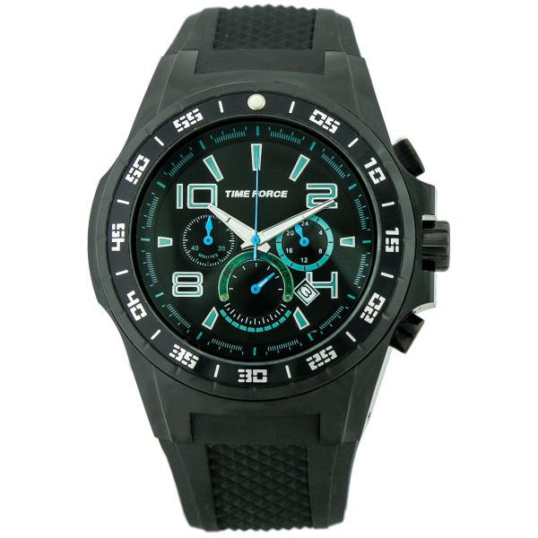 ساعت مچی عقربه ای مردانه تایم فورس مدل TF4101M13