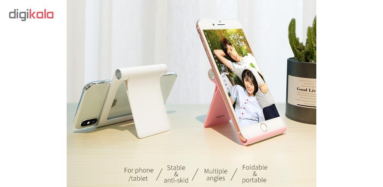 پایه نگهدارنده گوشی موبایل راک مدل RPH0848              ( قیمت و خرید)