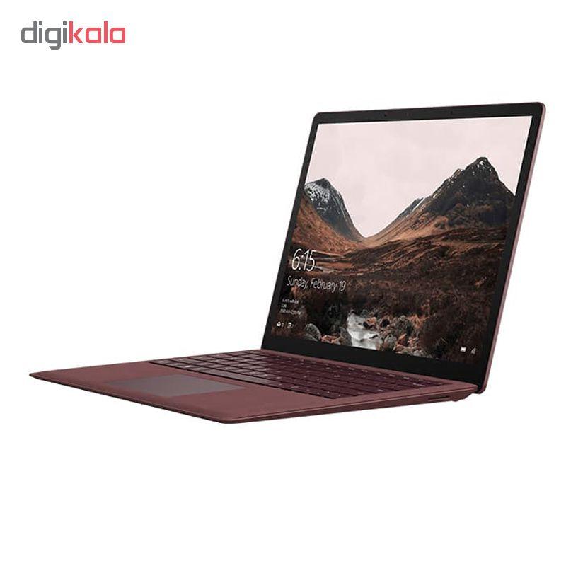 لپ تاپ 13 اینچی مایکروسافت مدل Surface Laptop Burgundy - C