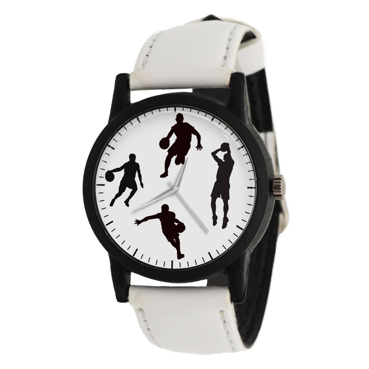 کد تخفیف                                      ساعت مچی عقربه ای مردانه طرح بسکتبال مدل LF1366
