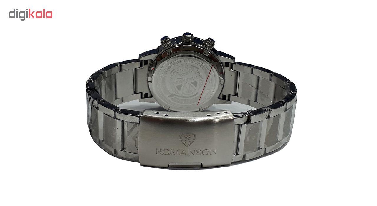 ساعت مچی عقربه ای زنانه مدل ROMA 7065L-10              ارزان