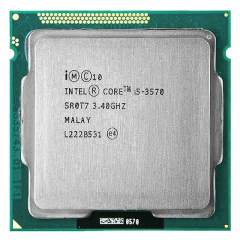 پردازنده مرکزی اینتل سری Ivy Bridge مدل Core i5-3570