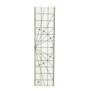 خط کش ۶۰ سانتی متری گلدون طرح الفا کد G 60*15