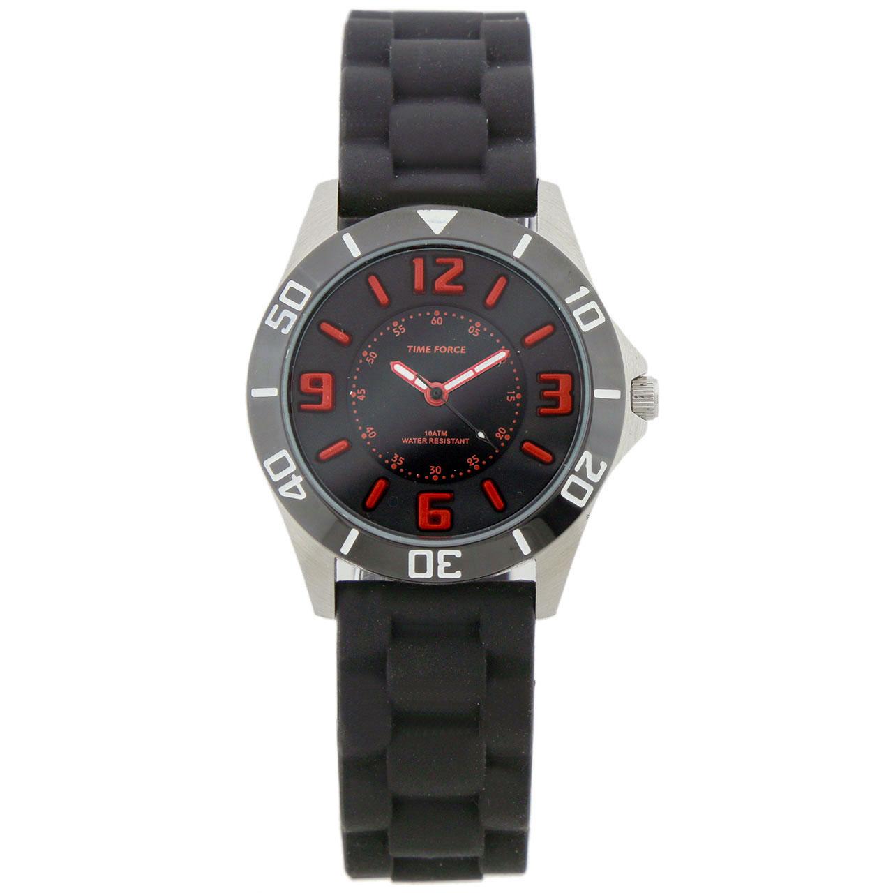 ساعت مچی عقربه ای زنانه تایم فورس مدل TF4111B04