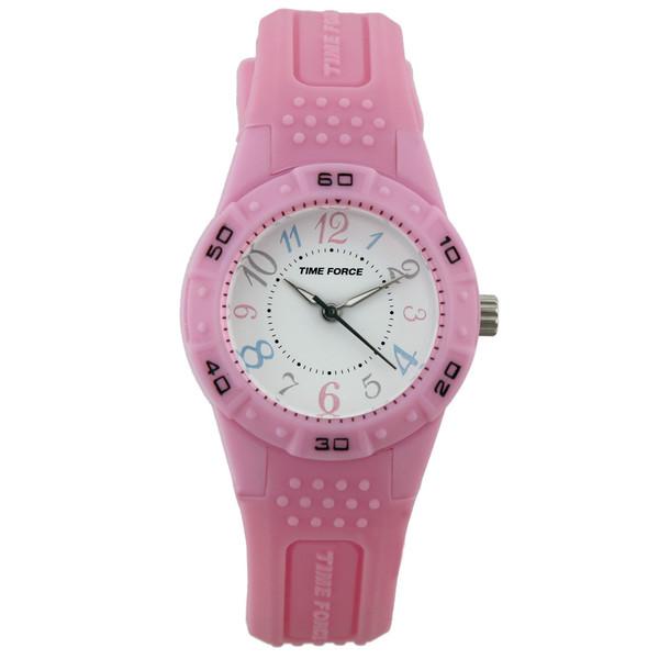 ساعت مچی عقربه ای زنانه تایم فورس مدل TF4130B10