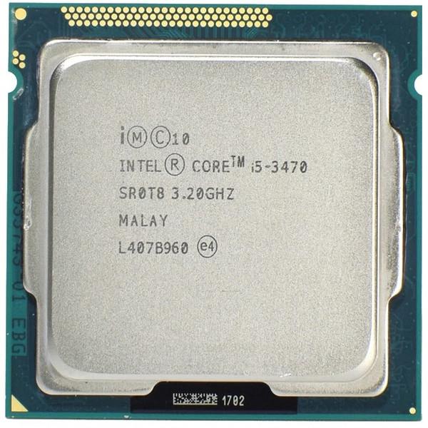 پردازنده مرکزی اینتل سری Ivy Bridge مدل Core i5-3470
