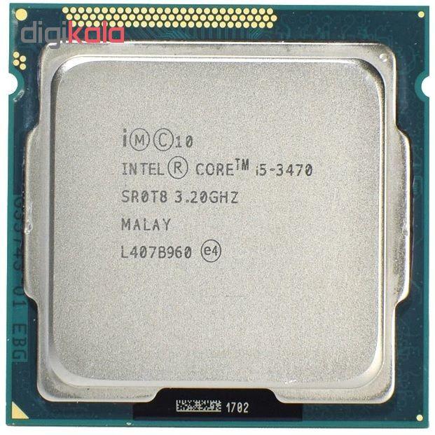 پردازنده مرکزی اینتل سری Ivy Bridge مدل Core i5-3470 main 1 1