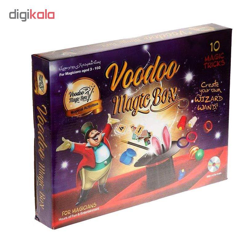 ابزار شعبده بازی وودو مجیک کد 103000318