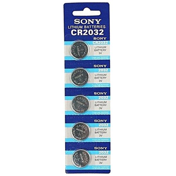 باتری سکه ای کد 2032 بسته 5 عددی                     غیر اصل