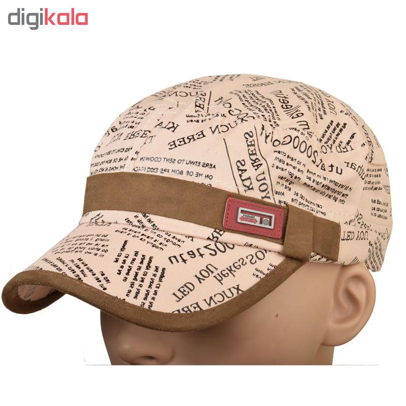 کلاه کپ دخترانه کد R1340