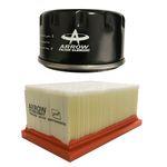 فیلتر روغن خودرو آرو کد 50798 مناسب برای تندر  90 به همراه فیلتر هوا