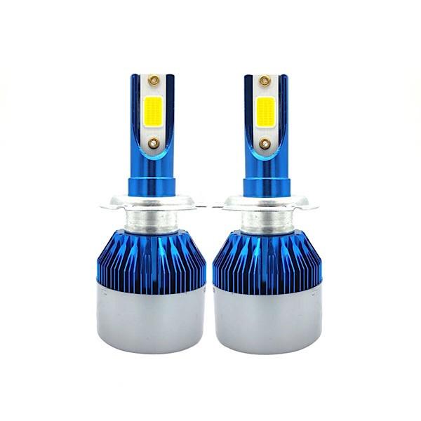 لامپ هدلایت  خودرو مدل D13H7 بسته ۲ عددی