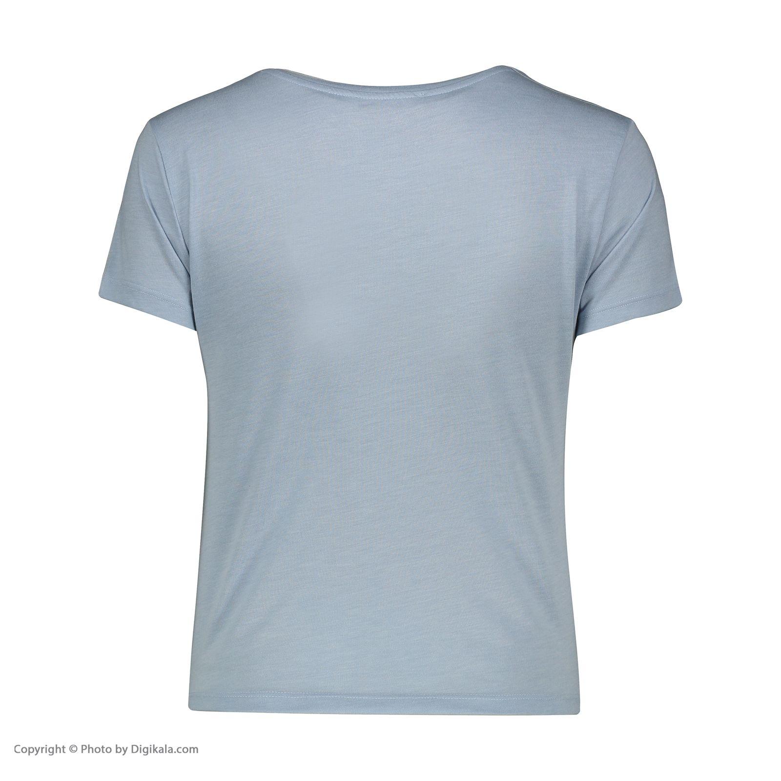 تی شرت زنانه کالینز مدل CL1032901-BLE main 1 3