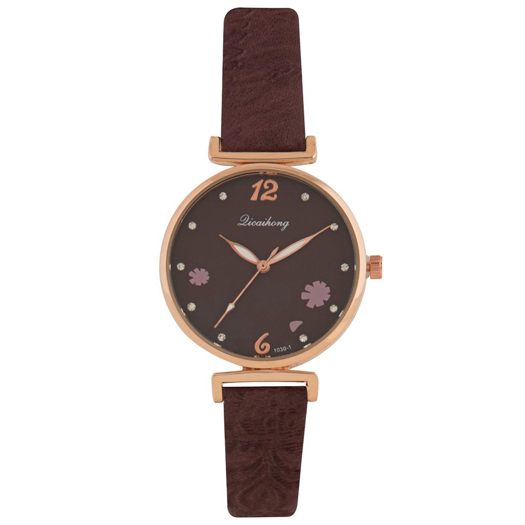 ساعت مچی زنانه عقربه ای لیکایهونگ کد W2187