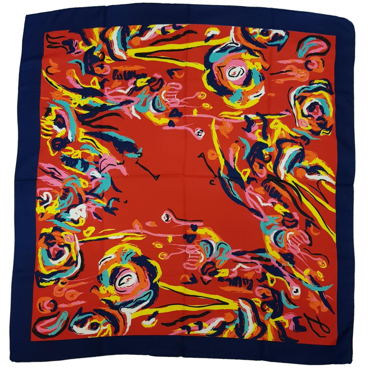روسری دخترانه کد rm75421