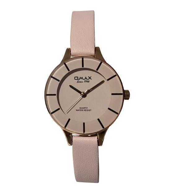 ساعت مچی عقربه ای زنانه اوماکس مدل CE0257