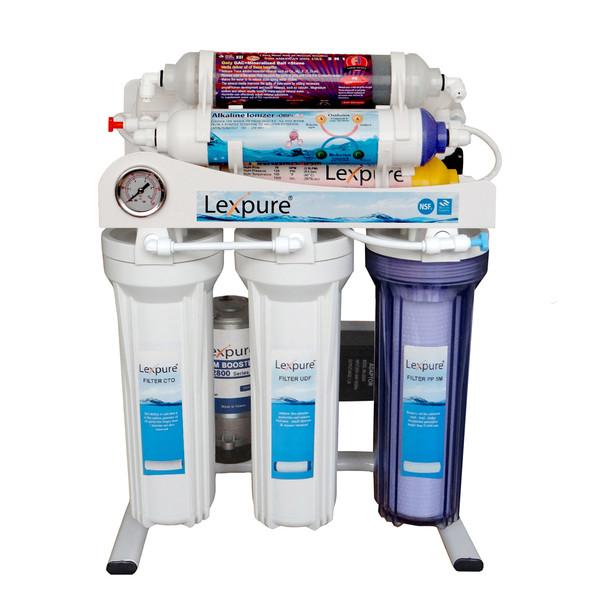 دستگاه تصفیه کننده آب لکس پیور مدل RO-LX1740