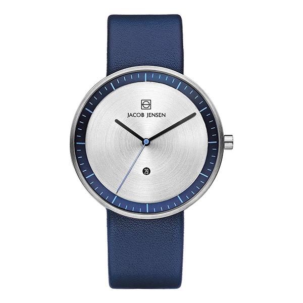 کد تخفیف                                      ساعت مچی عقربه ای مردانه جیکوب جنسن مدل Strata 272