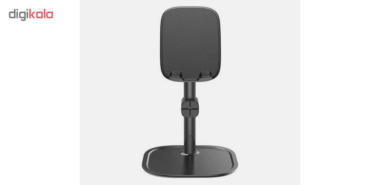 پایه نگهدارنده گوشی موبایل و تبلت باسئوس مدل SUWY main 1 19