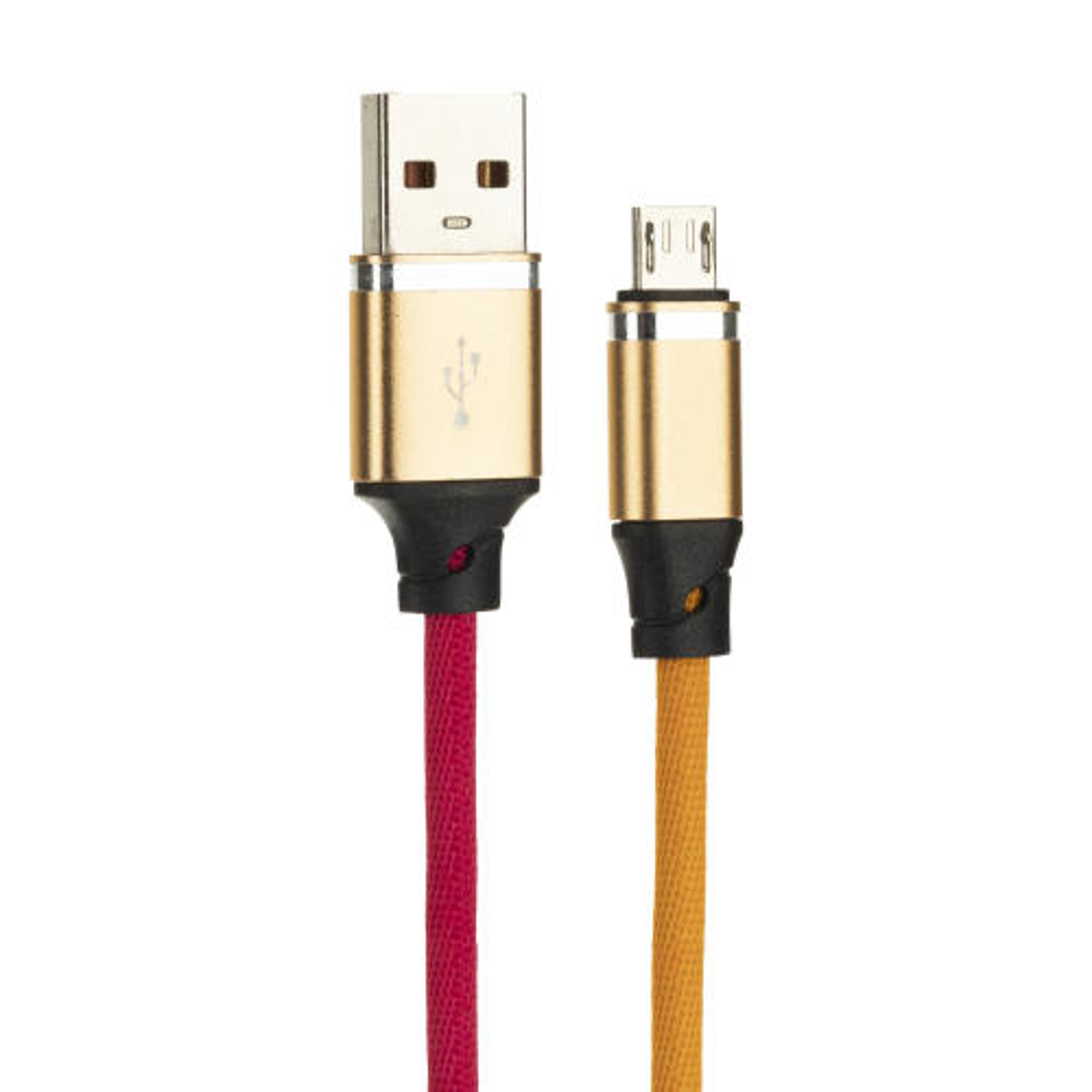 کابل تبدیل USB به microUSB مدل GOLA طول 1 متر