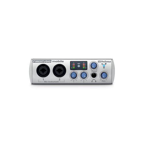کارت صدا استودیو پری سونوس مدل FireStudio Mobile