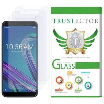 محافظ صفحه نمایش تراستکتور مدل GLS مناسب برای گوشی موبایل ایسوس Zenfone Max Pro M1 ZB602K بسته 3 عددی