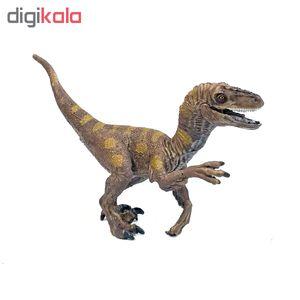 فیگور طرح دایناسور ولوسیراپتور مدل 95 Velociraptor