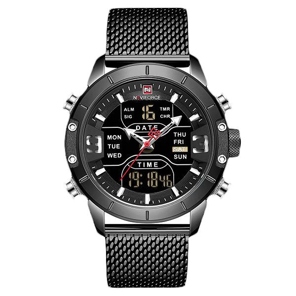 ساعت  نیوی فورس مدل NF9153-BLBW