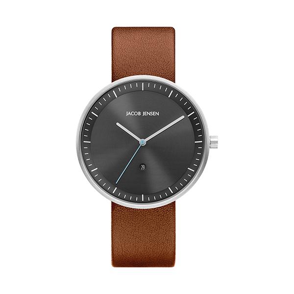 کد تخفیف                                      ساعت مچی عقربه ای مردانه جیکوب جنسن مدل Strata 275