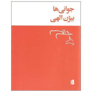 کتاب جوانی ها اثر بیژن الهی نشر بیدگل