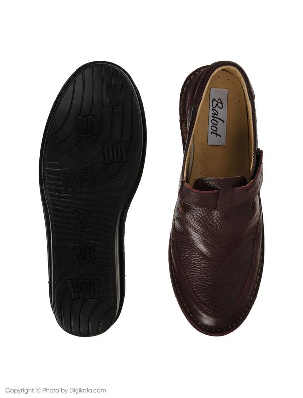 کفش روزمره زنانه بلوط مدل BT5262A-110