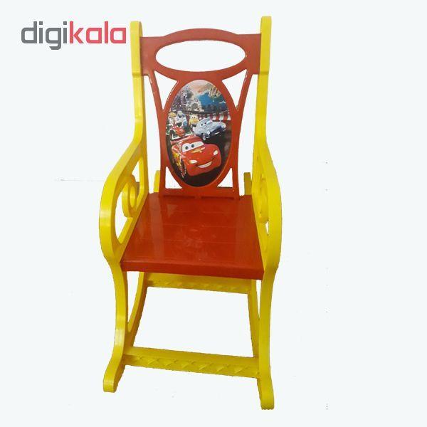 صندلی راکر کودک هوم کت مدل shadi20