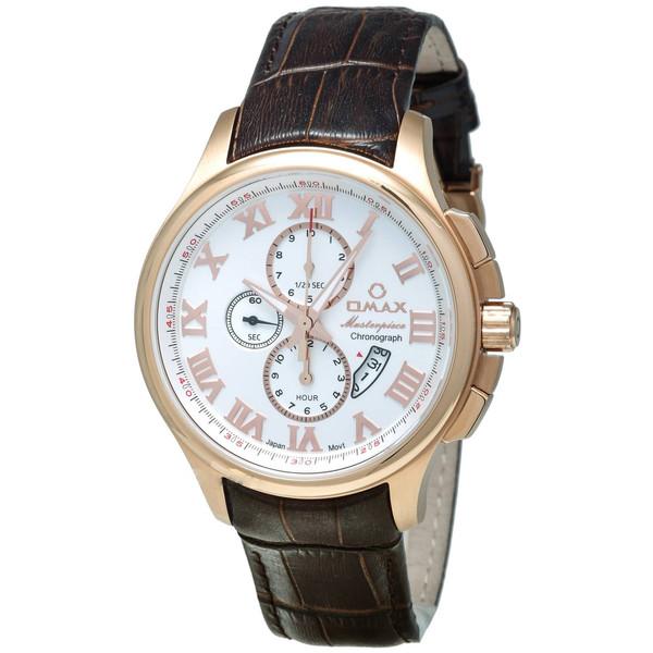 ساعت مچی عقربه ای مردانه اوماکس مدل CL01R65I