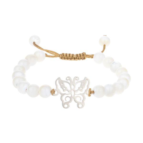 دستبند نقره زنانه هونام کد H-19