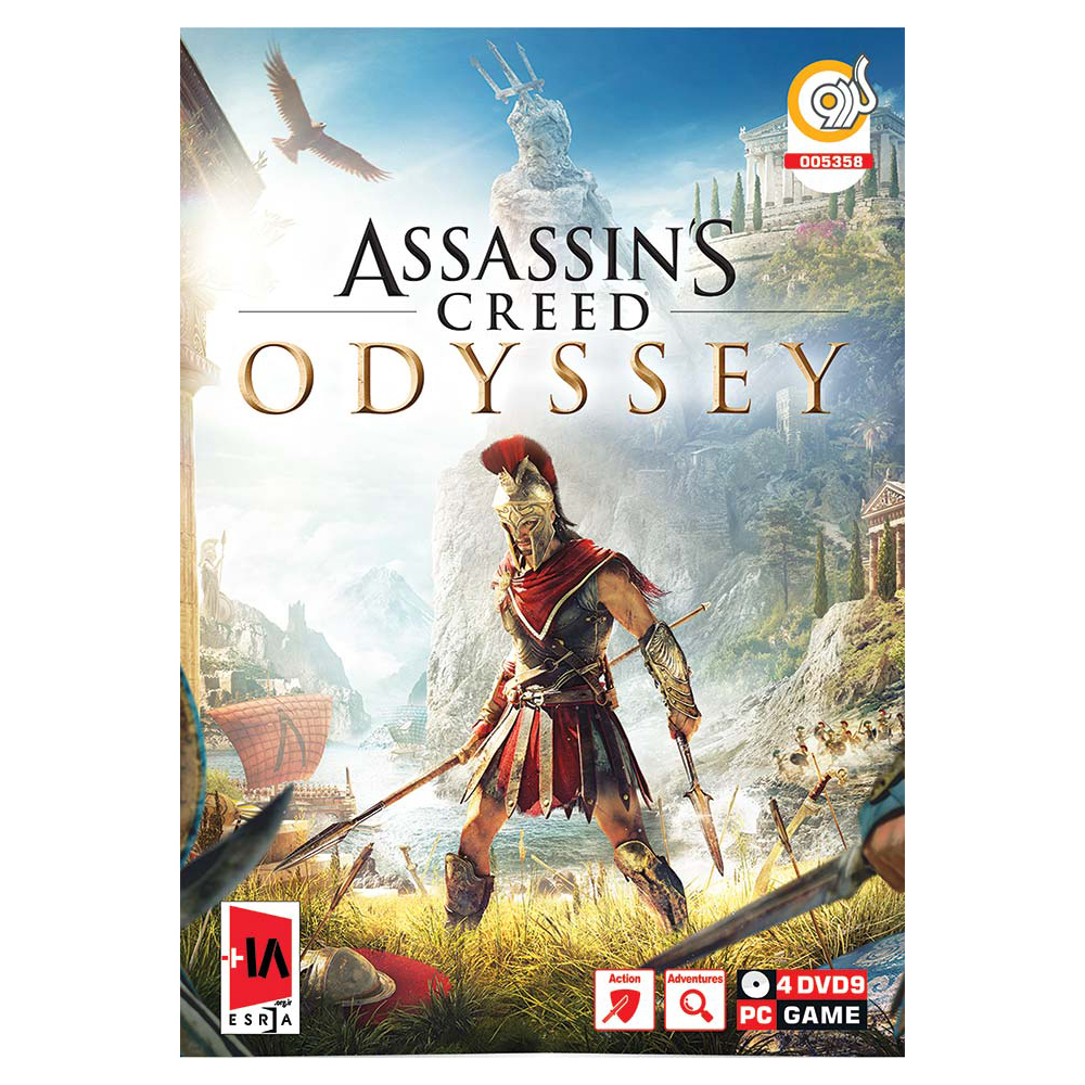 بازی Assassin's Creed Odyssey مخصوص PC نشر گردو