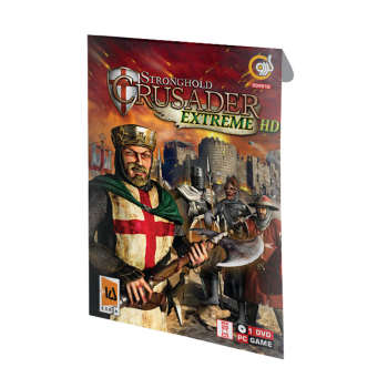 بازی Stronghold Crusader Extreme HD مخصوص PC نشر گردو