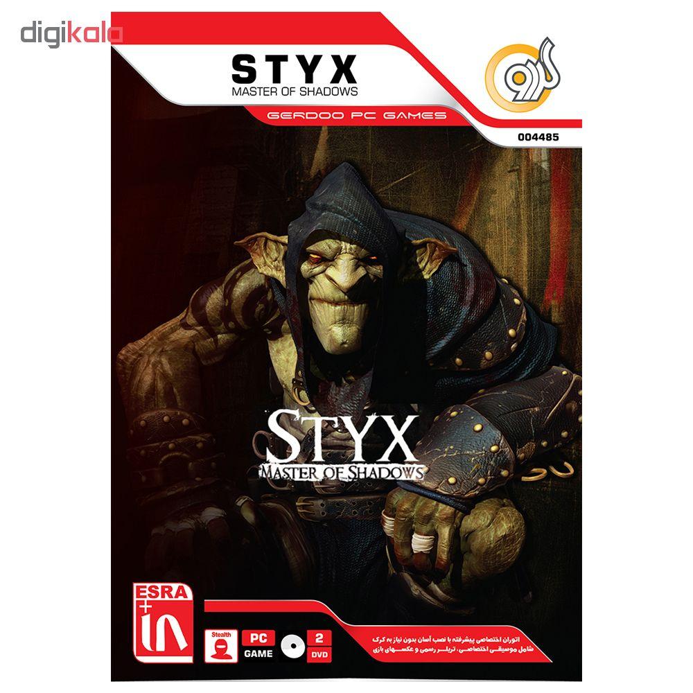 خرید اینترنتی بازی STYX Master of Shadows مخصوص PC نشر گردو اورجینال