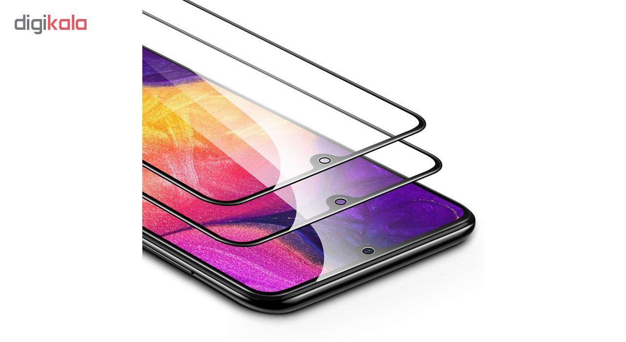 محافظ صفحه نمایش سیحان مدل FG مناسب برای گوشی موبایل سامسونگ Galaxy A50 main 1 2