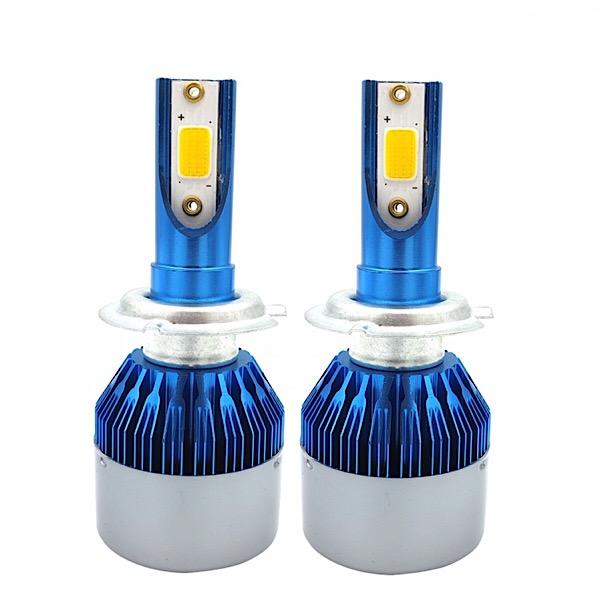 خرید اینترنتی                     لامپ هدلایت  خودرو مدل D13H7 رنگ آفتابی بسته ۲عددی