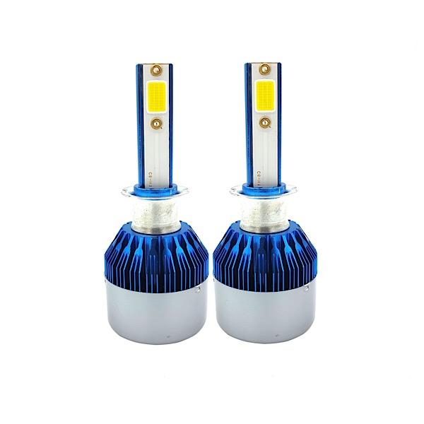 خرید اینترنتی                     لامپ هدلایت  خودرو مدل D13H1 بسته ۲ عددی