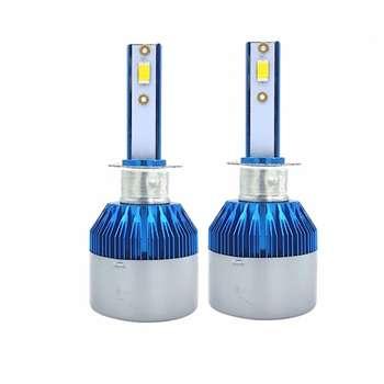 لامپ هدلایت خودرو مدل D13H1flip رنگ سفید بسته 2 عددی