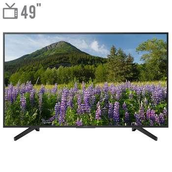 تصویر تلویزیون ال ای دی سونی مدل KD-49X7000F سایز 49 اینچ Sony KD-49X7000F LED TV 49 Inch