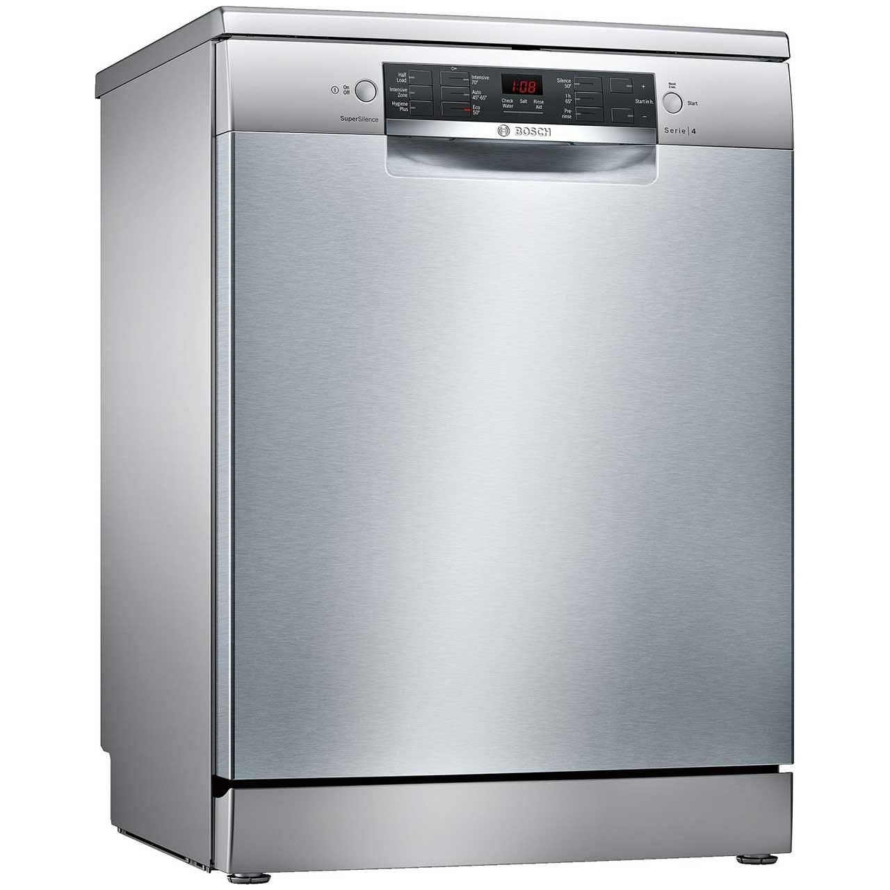 تصویر ماشین ظرفشویی بوش مدل SMS46MW01B / SMS46MI01B Bosch 4 Series SMS46M01B Dishwasher