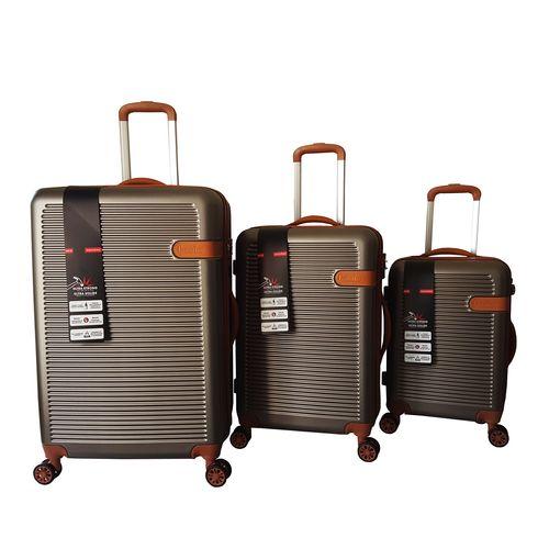 مجموعه سه عددی چمدان کاپتین تونی کد 10131