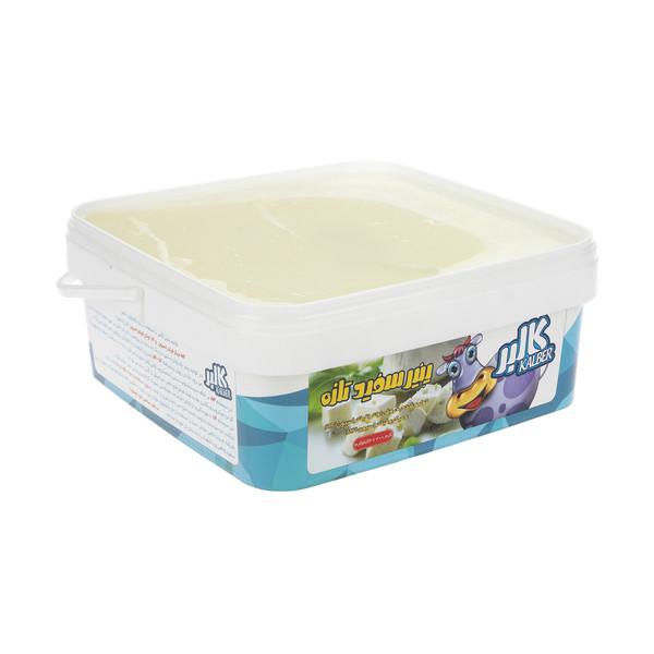 پنیر سفید تازه کالبر وزن 4 کیلوگرم