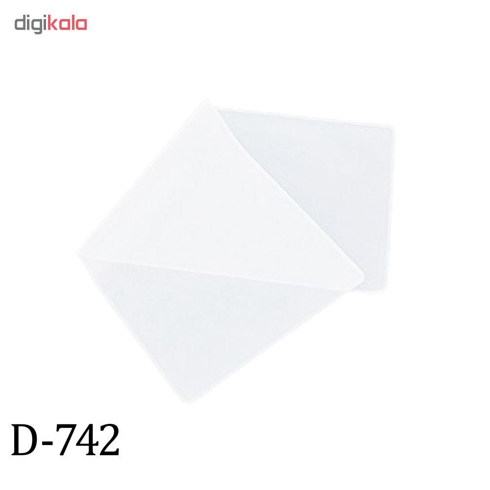 محافظ کیبورد دی-نت مدل D-742 مناسب برای لپ تاپ های 15 اینچ