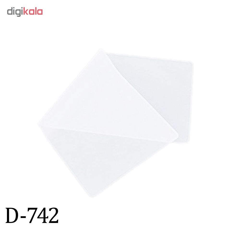 محافظ کیبورد دی-نت مدل D-742 مناسب برای لپ تاپ های 15 اینچ main 1 1